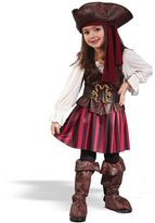 High Seas Buccaneer Pirate Costume - Toddler