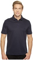 Nautica Short Sleeve Solid Softex Polo Men's Short Sleeve Pullover