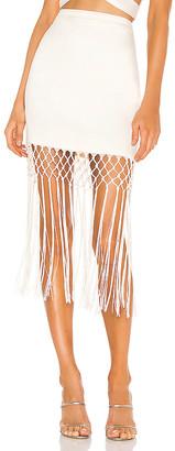 Camila Coelho Mora Mini Skirt