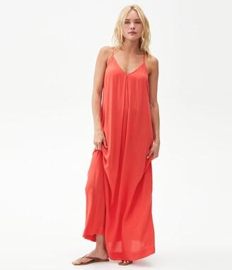 Michael Stars Gloria Maxi Slip Dress