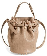 Alexander Wang 'Small Diego - Rose Gold' Leather Bucket Bag