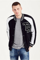 True Religion Hand Picked Collegiate Mens Jacket