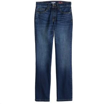 Boys 4-20 Urban Pipeline MaxWear Straight-Fit Jeans in Regular, Slim & Husky