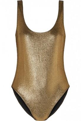 MARIE FRANCE VAN DAMME Metallic Swimwear for Women