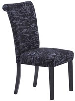 Monsoon Voyage Script Dining Chairs (Set of 2)
