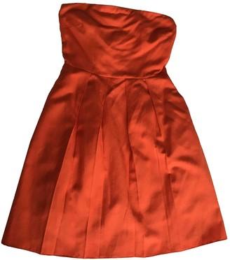 Non Signã© / Unsigned Red Linen Dresses