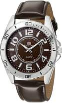 U.S. Polo Assn. Men's Dial Extra Long Strap Watch US5163EXL