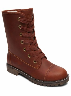 Roxy Vance - Lace-Up Leather Boots for Women - Lace-Up Leather Boots - Women