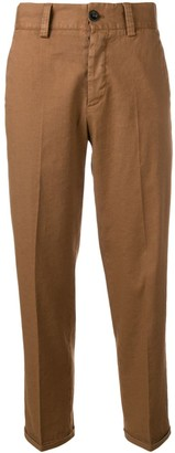 Pt01 Cropped Tailored Chinos