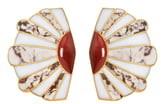 Monica Sordo Mullu Ear Fan Earrings