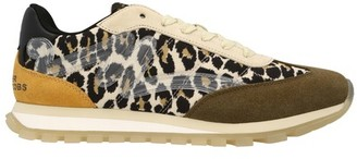 MARC JACOBS, THE The Leopard Jogger sneakers