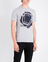 C.P. Company Lens cotton-jersey T-shirt