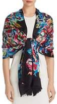 Echo Floral Print Wrap - 100% Exclusive