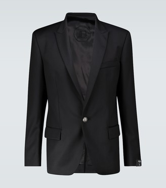 Balmain Tailored fit blazer