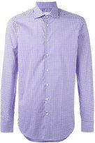 Etro checked button down shirt