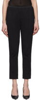 Haider Ackermann Black Tailored Lounge Pants