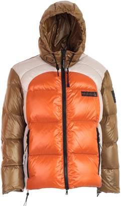 Peuterey Jacket W/vertical Stripes