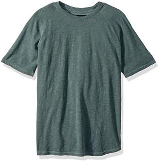 Velvet by Graham & Spencer Men's Velvet's Cool Cotton Short Sleeve Raglan Tee Shirt in Jersey