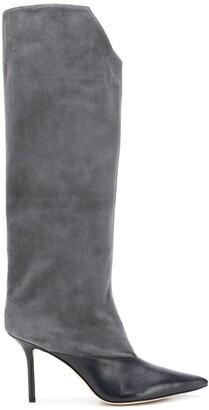 Jimmy Choo Brelan 85mm boots