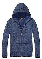 Tommy Hilfiger Big Boy's Th Kids Lined Hoodie