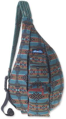 Kavu Women's Backpacks Pacific - Pacific Blanket Rope Bag Sling Backpack
