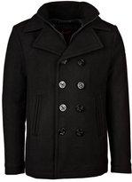 Schott Nyc Short Coat Black