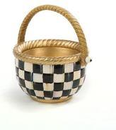 Mackenzie Childs MacKenzie-Childs Courtly Check Basket