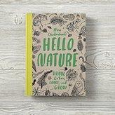 Hello Nature: Draw, Color, Make, and Grow