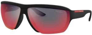 Prada Linea Rossa Sunglasses, 0PS 09VS