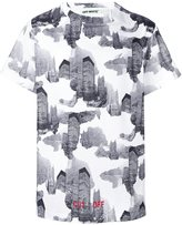 Off-White 'buildings' T-shirt