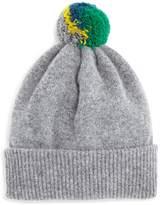 Paul Smith Lambswool Pom-Pom Hat