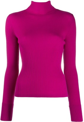 Diesel M-Kimberly roll-neck jumper