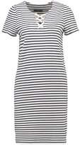 SET Summer dress white/blue