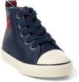 Ralph Lauren Falmuth Leather Sneaker