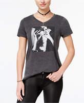 Bravado Juniors' Amy Winehouse Portrait Graphic T-Shirt