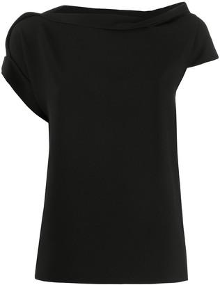 Roland Mouret boat neck T-shirt
