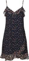 Michael Kors Floral Print Sleeveless Dress