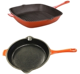 Berghoff Fry and Grill Pan Set (2 PC)