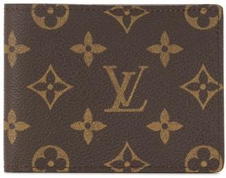 Louis Vuitton 2002 pre-owned Porto Bie 9 Cult Credit wallet