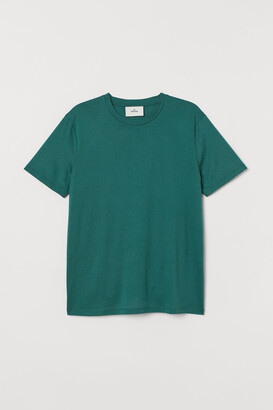 H&M Cotton and Silk T-shirt
