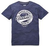 Jacamo Grade Graphic T-Shirt Long