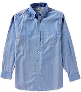Daniel Cremieux Signature Long-Sleeve Non-Iron Royal Oxford Woven Shirt