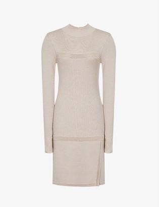 Reiss Zoe knitted dress