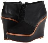Kooba Nora (Black Nubuck/Leather) - Footwear