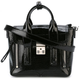 3.1 Phillip Lim Pashli Mini Satchel Black