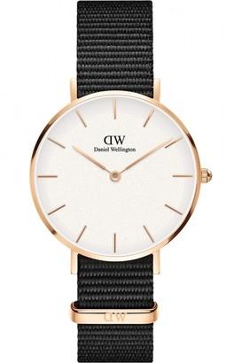 Daniel Wellington Petite 32 Cornwall RG White Watch DW00100253