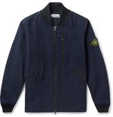 Stone Island Wool-Blend Bomber Jacket