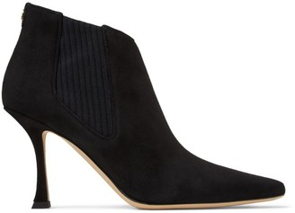 Jimmy Choo Maiara 90 Suede Boots