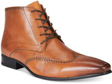 Bar III Men's Bryce Wing Tip Boots, Only at Macy's