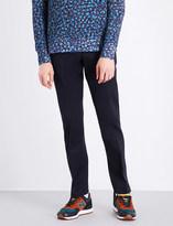 Paul Smith Slim-fit skinny stretch-cotton chinos